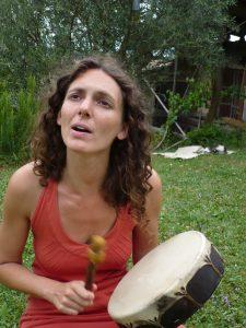 Chants chamaniques Elise Ferran